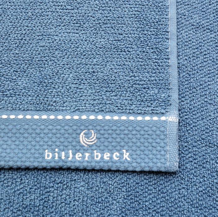 Billerbeck kék törölköző
