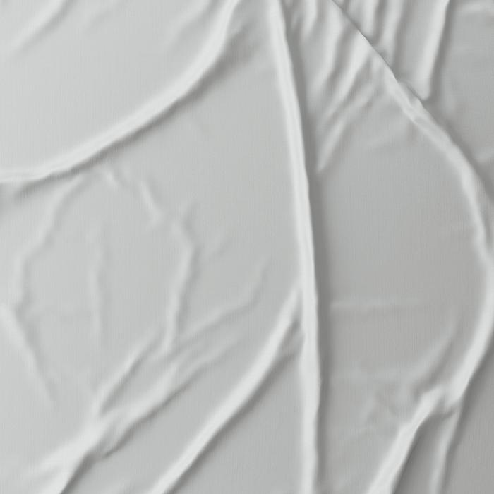 Elegante gumis lepedő – Ezüst