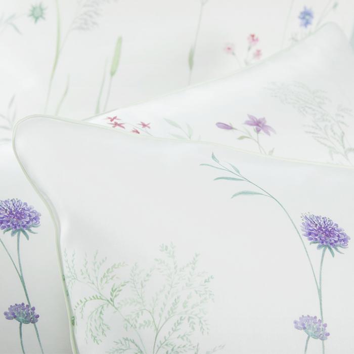 Elegante wiesenblumen 3 részes huzat garnitúra