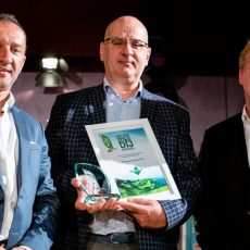 Ozone Zöld-Díj 2018 bronzérmese lettünk