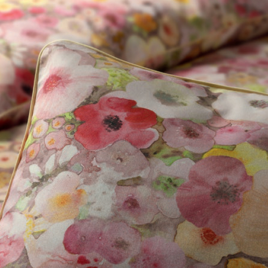 Elegante Pinto ágyneműhuzat-garnitúra-Pink-Rose