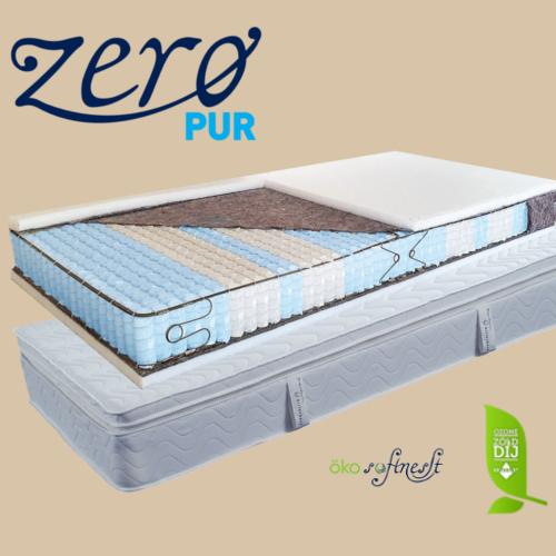 San Remo élkeretes tasakrugós luxus kategóriájú matrac