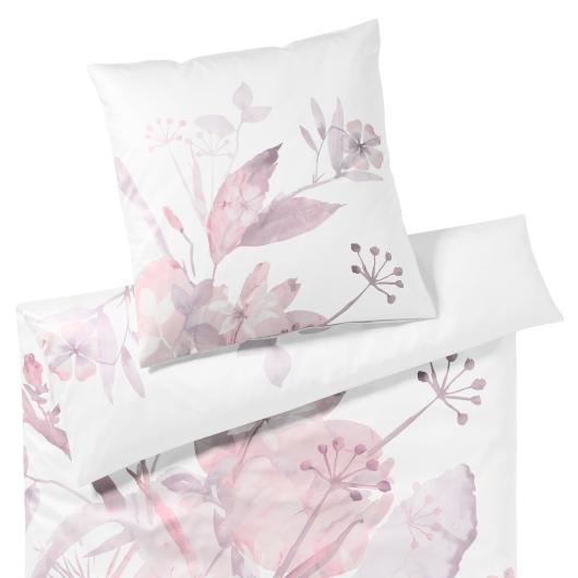 Elegante Softart virág mintás ágyneműhuzat